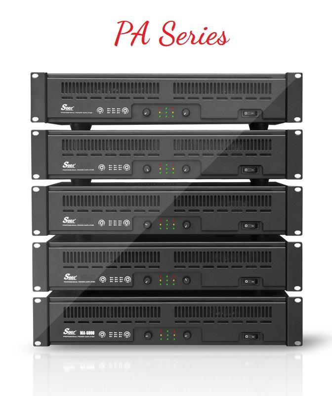Seer Audio PA series
