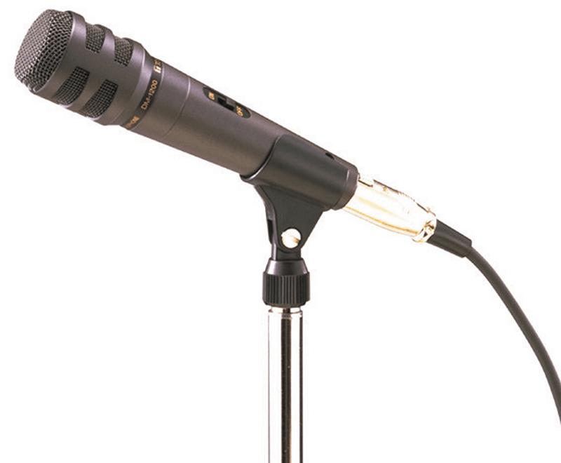 TOA Micro điện động: DM-1200D