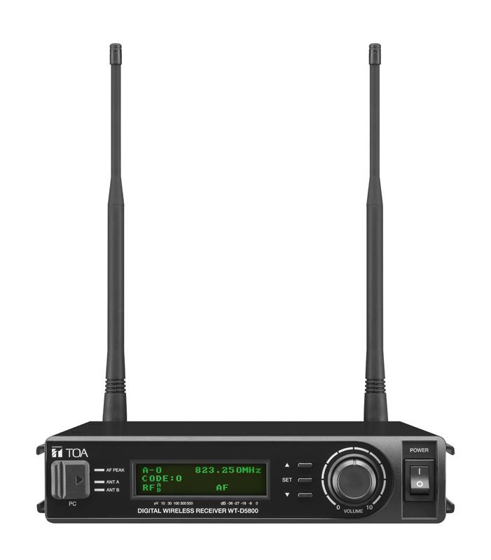 TOA WT-D5800