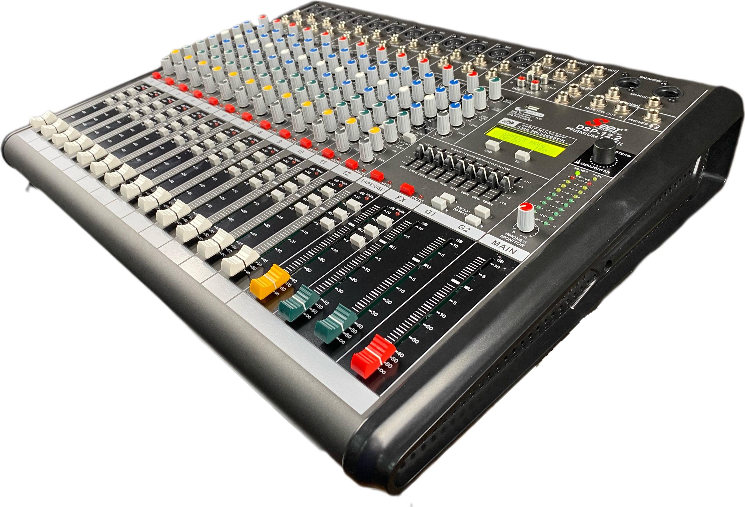 Seer audio DSP12.2USB