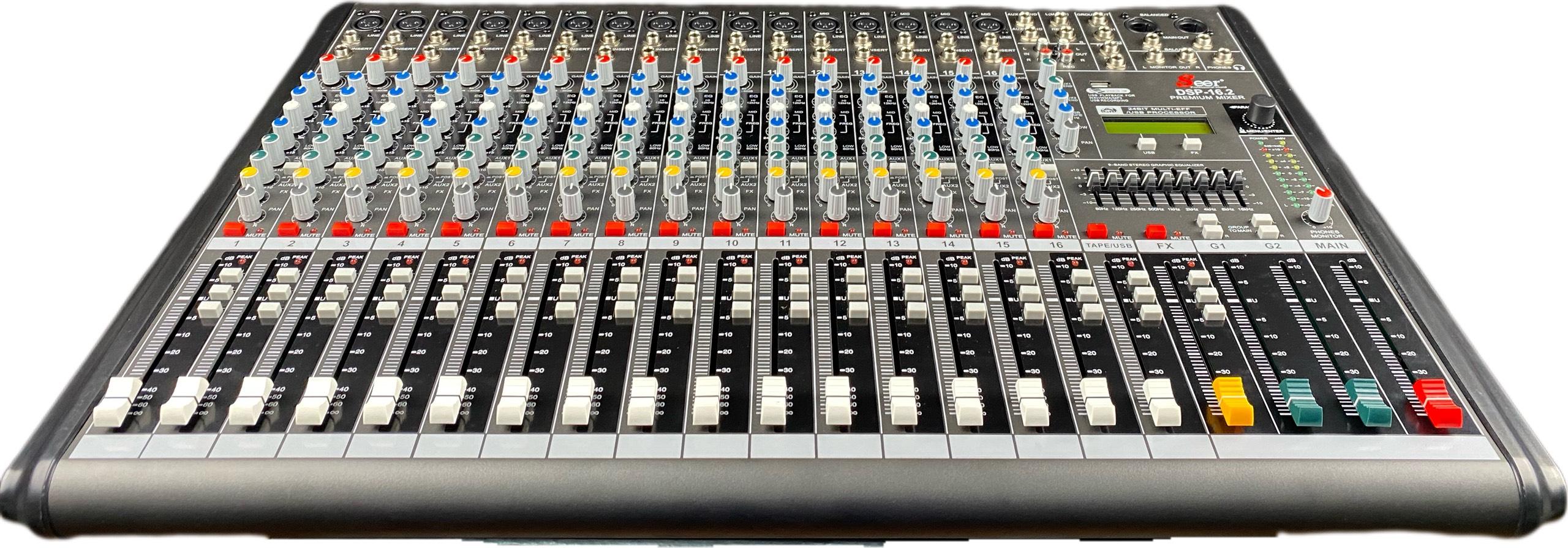 Seer audio DSP16.2USB