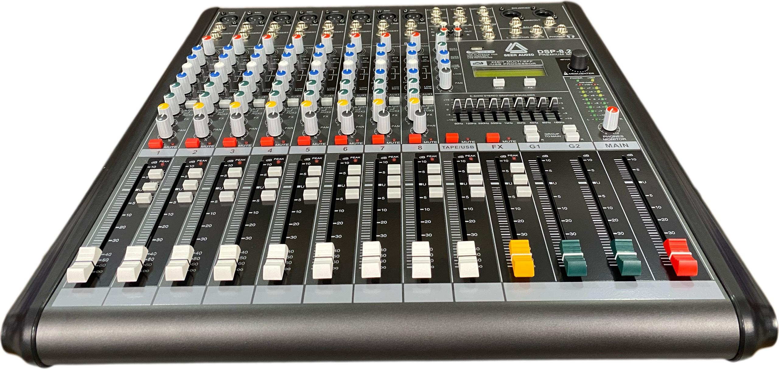 Seer audio DSP8.2 USB