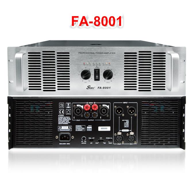 Seer Audio FA8001