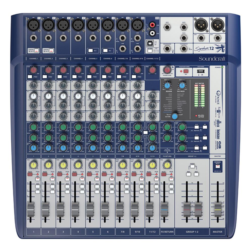 SoundCraft Signature12