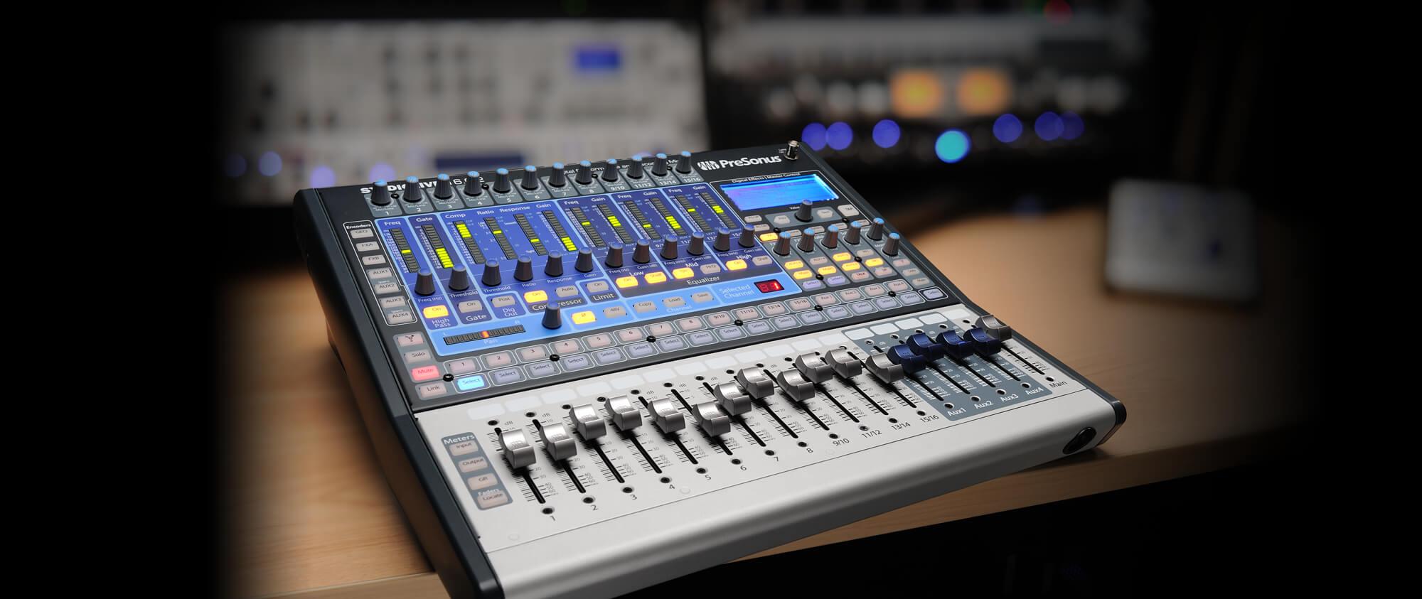 Presonus studio live 16.0.2USB